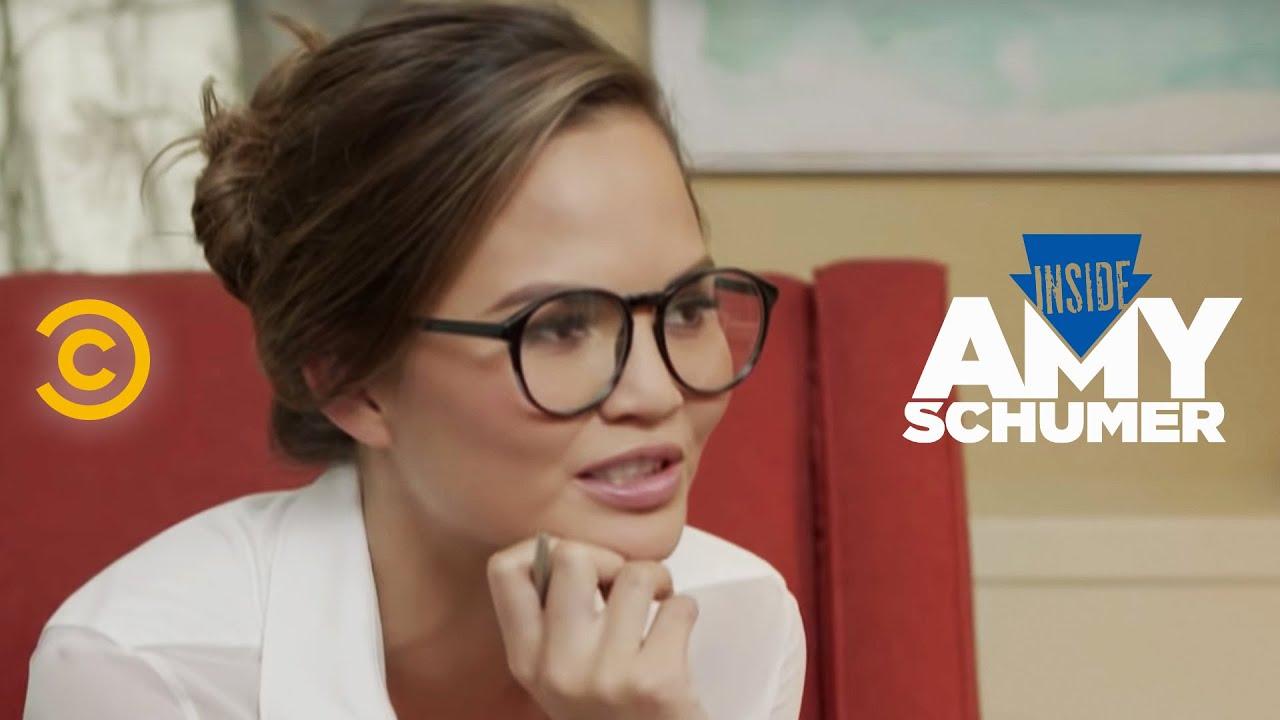 Inside Amy Schumer - Chrissy Teigen, Couples Counselor ...