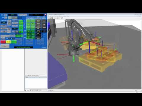 PLC Controlled Robots: Working with User Frames in MLX200 Unified Controls
