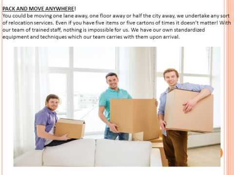 All City Packers and Movers Thane West for Hassle-Free Relocation Services