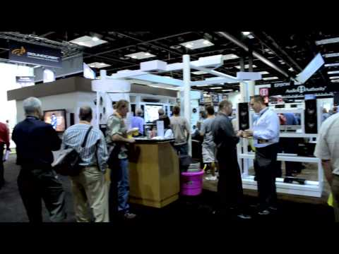 Proficient Audio New Speaker Line CEDIA 2011