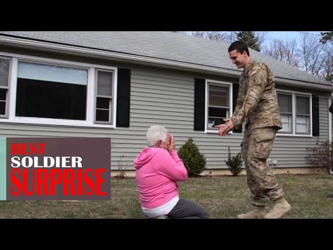 Best Soldier Surprise Homecoming Complete #28