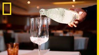 He Tastes Water Like Some Taste Wine. Meet a Water Sommelier | Short Film Showcase