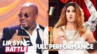 "Darren Criss's ""Heartbreaker"" & Jermaine Dupri's ""Shake it Off"" | Mariah Carey Tribute"