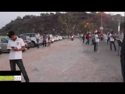 Freeze Mob by IIMU students