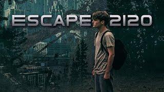 Escape 2120 (2020)   Full Movie   Edward Pritchard   Samantha Ipema   Paul Kandarian