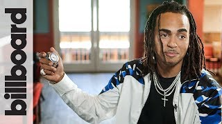 Obsessions with Ozuna: Watches from Toy Story to Rolex   Billboard