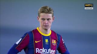 Season 2020/2021. Real Sociedad - FC Barcelona - 1:1, penalty shoot-out 2:3