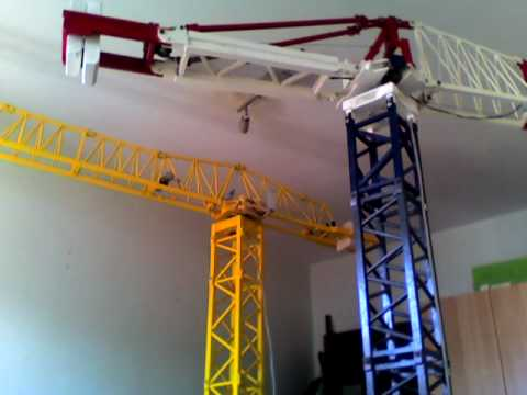 Lego Tower Crane Tower Crane Cargo C3000 2009