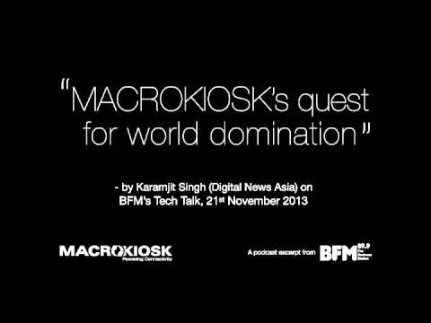 BFM Tech Talk Podcast - 21st November 2013