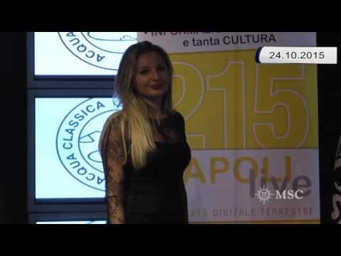 Crociera della musica napoletana -scoop travel Aniello Misto 8a crociera