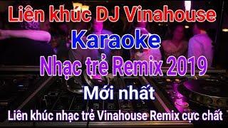 LK cuộc vui cô đơn DJ Remix karaoke   vinahouse  nhạc sống thế sỹ