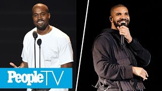 Kanye West Donates To Chicago Mayor Candidate, Drake Breaks The Beatles' Record | LIVE | PeopleTV