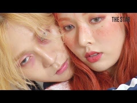 [더스타] The Star 6월호 트리플H 화보촬영 메이킹