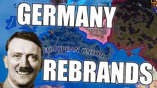 Good Guy Germany Rebranding in Hearts of Iron 4