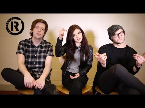 Against The Current - Remember That Time I... Interview