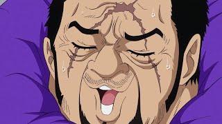 One Piece - Luffy Makes Fujitora Laugh [HD]
