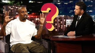 Kanye West On Jimmy Kimmel: What Is The Media Missing? (Interview Analysis)