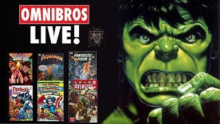 OmniBros LIVE! News, Comics, OOP Books & HATE