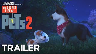 The Secret Life Of Pets 2 - The HD