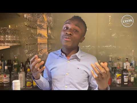 video Box cocktail – Noir d'Ivoire