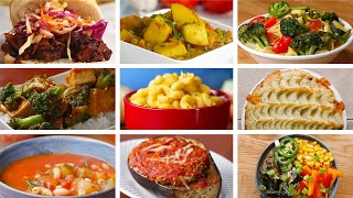 9 Delicious Vegan-Friendly Dinners