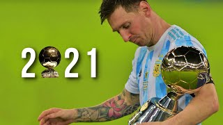 Lionel Messi is the Only One who Deserves the Ballon d'Or 2021