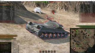 AMX M4 mle. 49 -  Гайд по Слабым Местам (Как Убивать этот Танк)