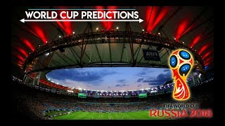 FIFA World Cup 2018 *PREDICTIONS* · V4 · (Confirmed Groups)
