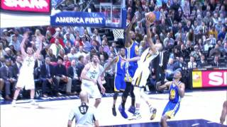Kevin Durant's Best Blocks of the Season