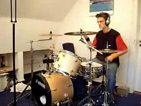 Sum 41 - All Messed Up (Drums Cover)