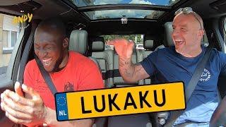 Romelu Lukaku - Bij Andy in de auto! (English subtitles)