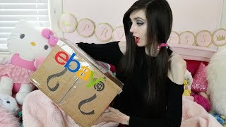 OPENING EBAY MYSTERY BOXES