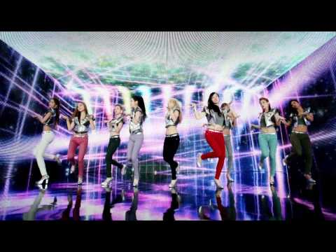 SNSD-Galaxy Supernova (Close Up Version)