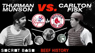 The Yankees-Red Sox rivalry hit a peak with Munson vs. Fisk | Beef History