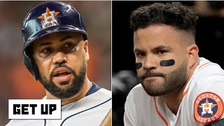 Carlos Beltran's legacy impacted by scandal? Jose Altuve accused of wearing a 'buzzer' | Get Up