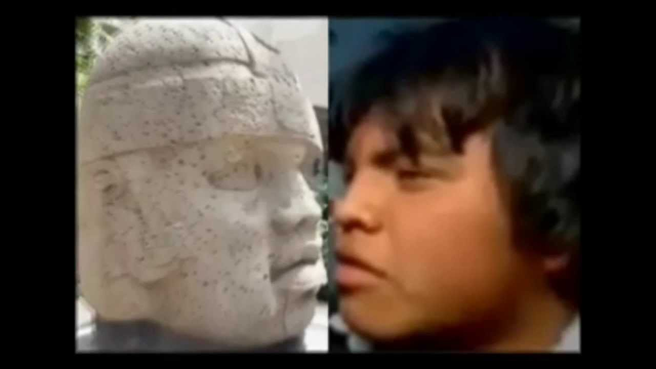 The Olmec Faces Are Black African Debunked Youtube