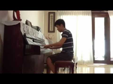 王力宏 - 一首简单的歌 ( Piano Version ) by Zhen