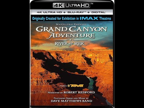 (2008) Grand Canyon Adventure: River at Risk 3D In 4K UHD Preview