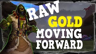 SHADOWLANDS GOLD MAKING - STATE OF RAW GOLD AND 20K+ HOUR SPOT!
