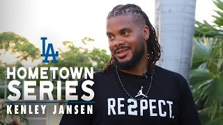 Dodgers Hometown Series Part 1: Kenley Jansen (2020)