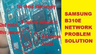 Samsung B310e network problem solution  Samsung B310e