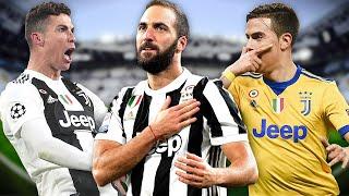 Le 10 RIMONTE più belle della Juventus