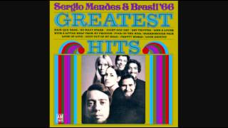 SERGIO MENDES & BRASIL'66 -  THE LOOK OF LOVE