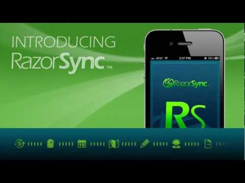 RazorSync Introduction 2:23