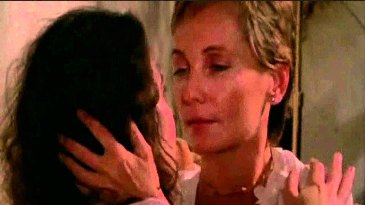 Besando Lesbianas coño