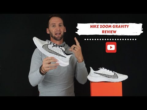 video Zoom Gravity Sneakers BQ3202-003