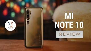 Xiaomi Mi Note 10: 108 MEGAPIXEL Smartphone!