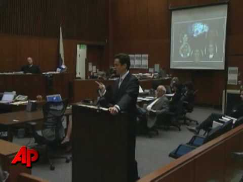 Raw Video: Phil Spector Trial