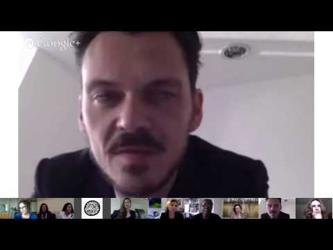 Live Hangout with Azza Fahmy & Matthew Williamson!