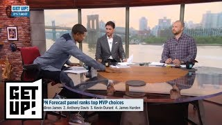 Jalen Rose: LeBron James is going to win MVP this year | Get Up! | ESPN